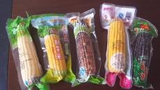 真空保鲜玉米加工技术